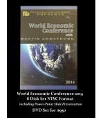 MARTIN ARMSTRONG – WORLD ECONOMIC CONFERENCE 2014