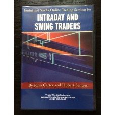 3-Day Emini and Stocks Online Trading Seminar for Intraday and Swing Traders by John carter and Hubert Senters